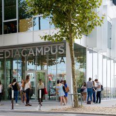 Journées portes ouvertes Audencia SciencesCom
