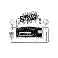 Participation d'Audencia au Digital Change !