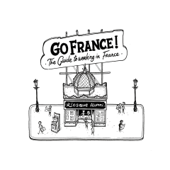 Launch party for the Go France guide: Conquering the Hexagon!