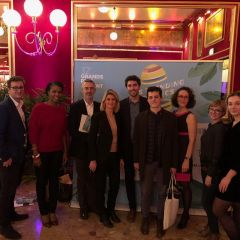 Julien Gaillard Lauréat des Grands Prix COM-ENT