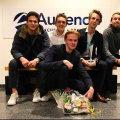 Concours de Pitch de la Filière Entrepreneuriat