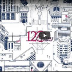 Découvrez l'œuvre finale des 120 ans d'Audencia !