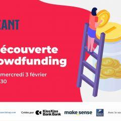 A la découverte du crowdfunding par la Social cup !