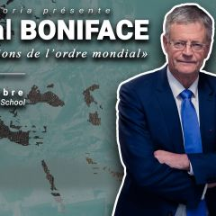 Conférence Isegoria - Pascal Boniface