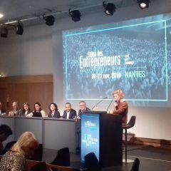 Conférence Salon des Entrepreneurs - Nantes