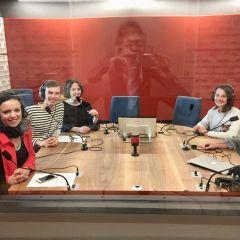 Des journaux radio par les étudiants