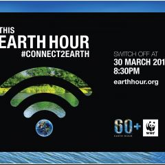 Participez à Earth Hour !