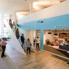 Inauguration des nouveaux espaces Atlantic Campus