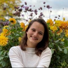 Témoignage d'Amandine, étudiante en 1ère année