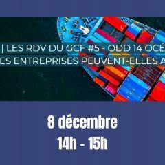 Webinaire Global Compact France: entreprises et océans