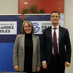 Christophe Germain nommé au chapitre des écoles de management de la Conférence des Grandes Ecoles