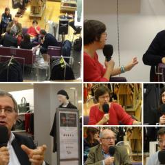 #rdvRSE aux Galeries n°2 : retour en images et en son !