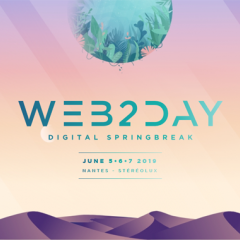 L'effervescence Podcasts ! - Web2day 2019