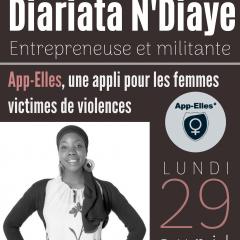 Conférence Diariata N'Diaye : une entrepreneuse engagée