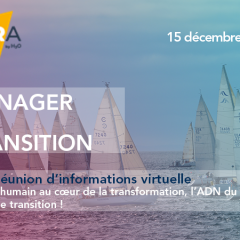 Afterwork en ligne - Manager de Transition