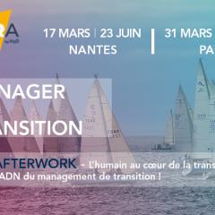 Afterwork - Découvrez le certificat Manager de Transition