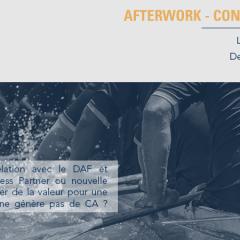 Participez à l'afterwork inspirant DAF !