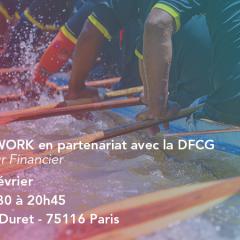 Afterwork - Présentation du partenariat DFCG/Audencia !