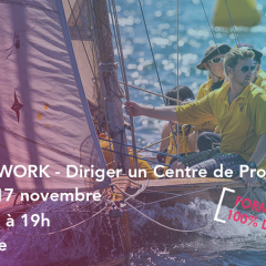 Afterwork : Diriger un centre de profit - 100% digital