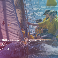 Afterwork digital - Formation Diriger un centre de profit !