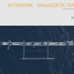 Participez à l'afterwork manager de transition