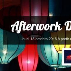 Alumni - 1er Afterwork 2016-2017 du Réseau des diplômés