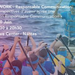 Afterwork: Les enjeux du programme Responsable Communication