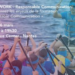 Afterwork : Les enjeux de Responsable Communication