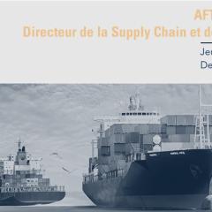 Afterwork Directeur Supply Chain et Achats