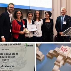 Audencia Talents remporte le prix coup de cœur