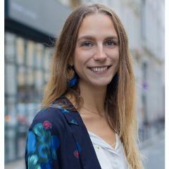 Anastasia Haubtmann - Diplômée 2014
