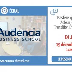 Live du MS® Acteur Pour La Transition Énergétique