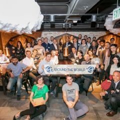 Audencia Around The World: Audencia goes around the world in just 8 days
