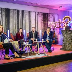 Audencia at the heart of the 2019 Web2day Festival