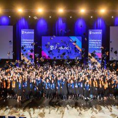 Revivez la cérémonie de remise des diplômes