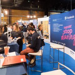 Audencia MS® sur les salons en 2019 - 2020