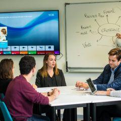 Réunion spécifique Bachelor In Business Administration BAC+4