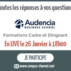 LIVE Campus Channel | Formation Continue OFFRE GLOBALE