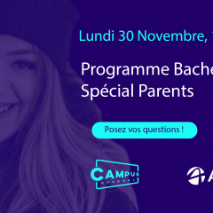 Live Campus Channel : Spécial Parents !