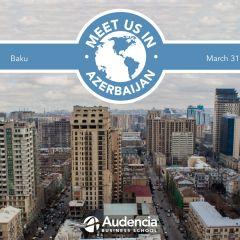 Meet us in Azerbaijan