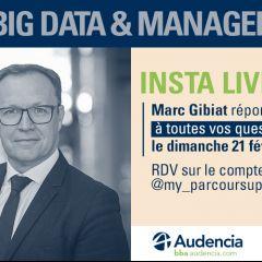 LIVE INSTA - Questions/Réponses sur le BBA Big Data & Management