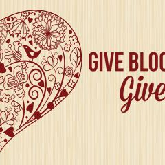 Blood drive at the Atlantic campus