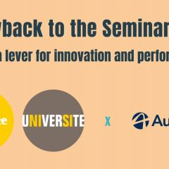 Throwback to the CSR Seminar by BPI University x Audencia