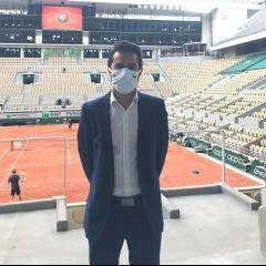 Vivre Roland Garros de l'intérieur avec le MS MOS