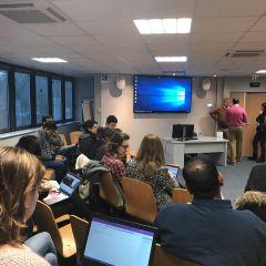 Retour en images sur le MCI / MBA Consultancy Project
