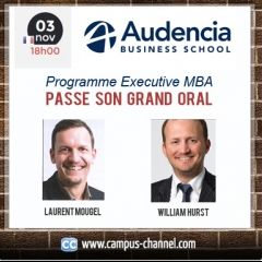 Live CAMPUS CHANNEL | Formation EMBA