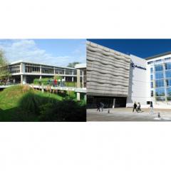 Visite des campus Audencia Atlantic et Centrale Nantes