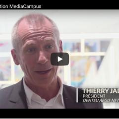 Vidéo officielle de l'inauguration du MEDIACAMPUS