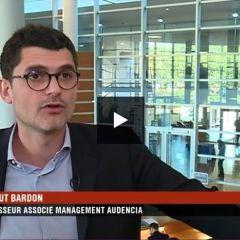 Le bien-être au travail : ITW télé (France 2) de T. Bardon.