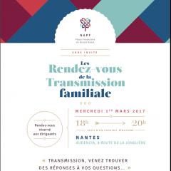 Les RDV de la Transmission Familiale
